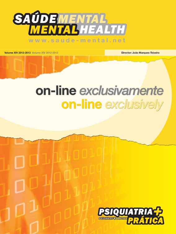 Revista Saúde Mental On-Line